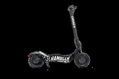 Ducati Scrambler Cross E Black